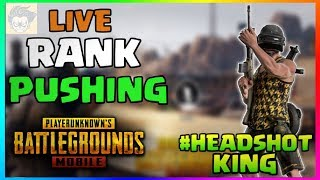 PUBG MOBILE LIVE | #9 RANKED PLAYER ASIA SERVER | CONQUEROR GAMEPLAYS ONLY thumbnail