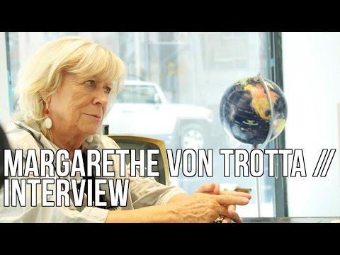 Margarethe von Trotta Interview - The Seventh Art