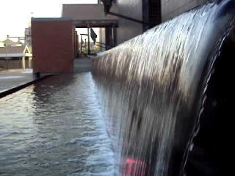 Water Cascade in IB Group ( chhattisgarh ) By Green Evolutions Pvt.Ltd