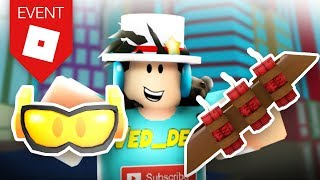 HOW TO GET OVERDRIVE GOGGLES & DYNAMO'S BANDOLIER! (Roblox Heroes of Robloxia Event)