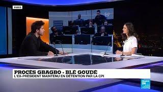 La CPI s'enlise dans le dossier Gbagbo-Blé Goudé thumbnail