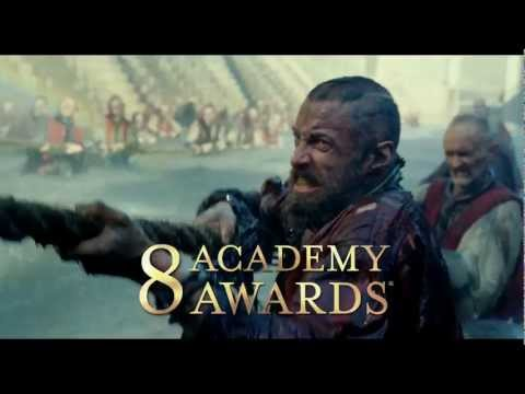 "Les Misérables - TV Spot: ""Dream/GG Winner/AA Noms"""