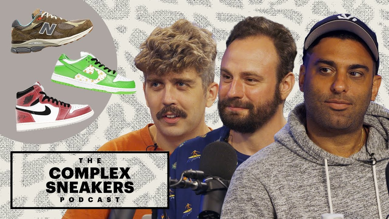 Download Ranking the Best Sneakers of 2021 So Far | The Complex Sneakers Podcast