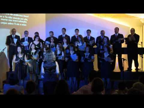Cantata Rei de Amor - Coral da Igreja Presbiteriana do Setor Bueno - Goiânia - Go