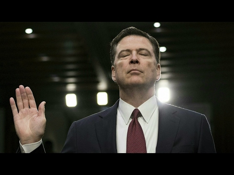 Comey Hearing: Trump's lawyer slams former FBI chief for leaks, President calls Comey 'LEAKER'