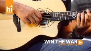 Download Justin Young - Win The War (HiSessions.com Acoustic Live!) MP3 song and Music Video