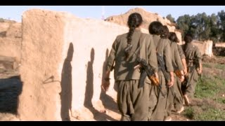 How Kurdish women soldiers are confronting ISIS on the front lines