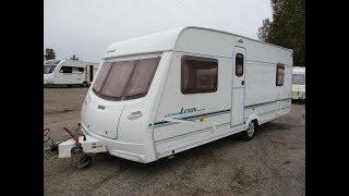 Прицеп дача,караван,автодом,жилой прицеп LUNAR 2006 года с французской кроватью