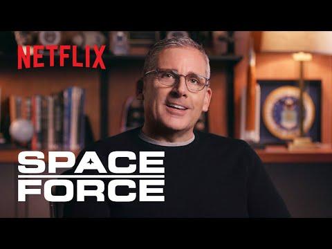 Space Force | Steve Carell, Greg Daniels & More On New Workplace Comedy I Netflix Is A Joke