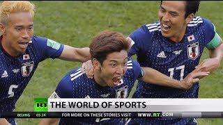 Major upsets as World Cup advances