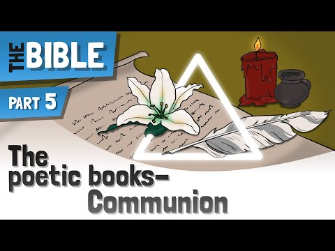 The Poetic Books - Ep5 (Proverbs, Job, Songs of Songs,Ecclesiastes, Psalms)
