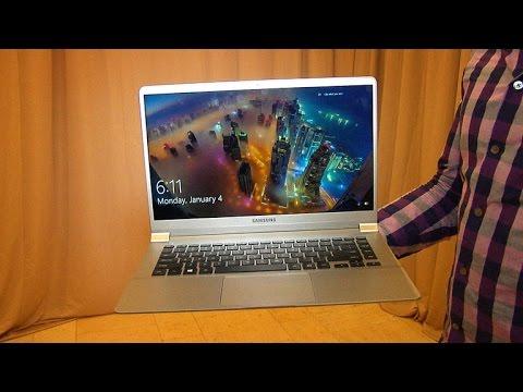 Samsung Notebook 9 Una Computadora Ultraliviana Y
