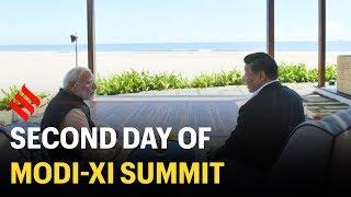 Modi-Xi summit Day 2, As it happened in Mamallapuram, Tamil Nadu