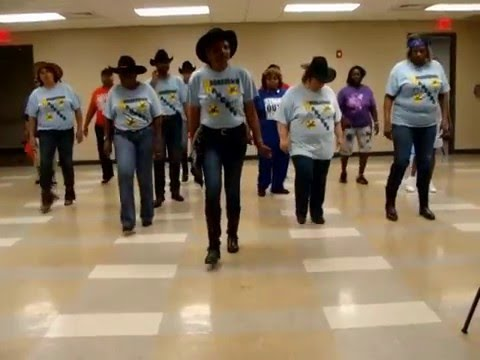 Line Dance (Ride It Like A Cowboy)