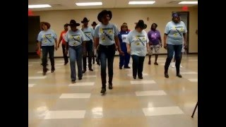Line Dance (Ride It Like A Cowboy)
