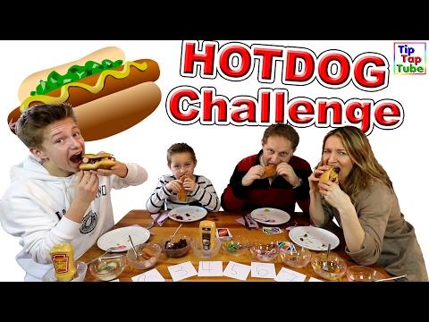 HOTDOG Challenge   Ultimative UNO Version   TipTapTube