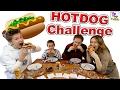 HOTDOG Challenge | Ultimative UNO Version | TipTapTube