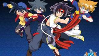 Beyblade V-Force ost Underdog