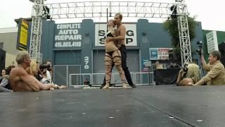 Folsom St. Fair 2014 Exothermals