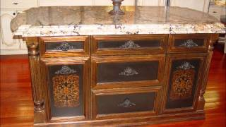 Kitchen Island Design Naples, Custom Kitchen Islands Naples, Paint Kitchen Island,  Naples Fl