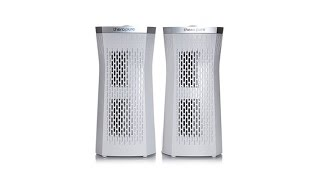 Therapure UVC Lamp Perma5 Stage Air Purifier 2pack
