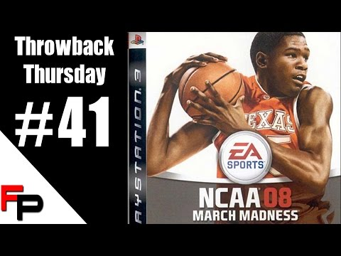 NCAA March Madness 2008 - Throwback Thursday   Ep. 41