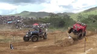 EDICION RUSTY TRACK EN NIRGUA 2013