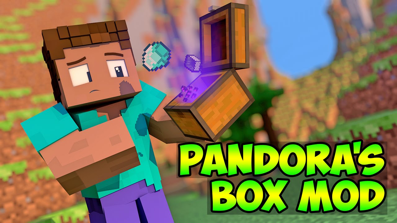 pandora's box mod 1.7.10