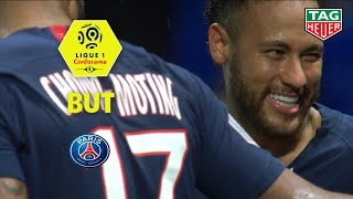 But NEYMAR JR (88') / Olympique Lyonnais - Paris Saint-Germain (0-1)  (OL-PARIS)/ 2019-20