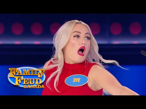 image for Family Feud Canada Exist!