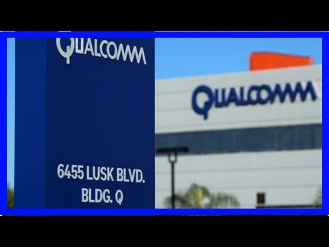Donald Trump blocks $150b Qualcomm takeover by Broadcom on national security grounds