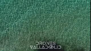 La calma del Mediterraneo  -  Drones Valladolid