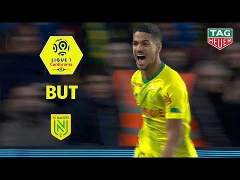 But Ludovic BLAS (14') / FC Nantes - AS Saint-Etienne (2-3)  (FCN-ASSE)/ 2019-20
