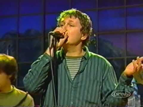 GUIDED BY VOICES * Teenage FBI * LIVE TV appearance on The Mike Bullard Show 9-23-99