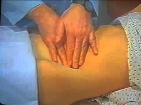 как убрать висцеральный жир на животе массажем
