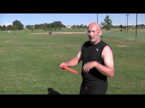 How to Throw for Distance with 2011 WFDF World Distance Champion - Chris Max Voigt