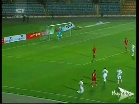 Armenia - Belarus 2-1 - Qamin qshec operatorin.flv