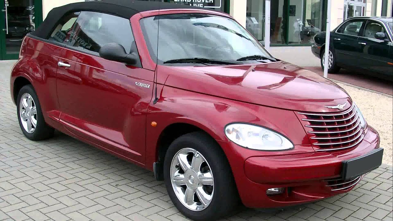 2013 chrysler pt cruiser cabrio youtube. Black Bedroom Furniture Sets. Home Design Ideas