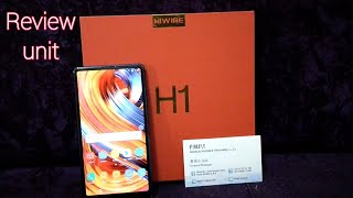 Hiwire H1 Unboxing. Full Display bezel less. (Low Price). Available in Dubai