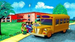 The Magic School Bus Explores The Solar System Cutscene - The Adventure Begins (HD)