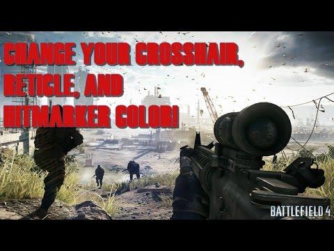 how to get shotgun crosshair in h1z1