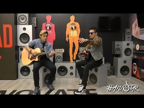 #akuStar : Jom layan Akustik 'Bimbang' Nyanyian Izzue Islam