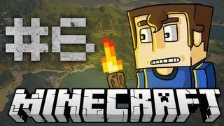 Minecraft: Επιβίωση με τον CaptainPanez #6 - Diamonds