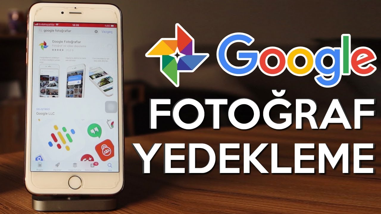 Fotoğraf Yedekleme Nasıl Yapılır? Google Fotoğraflar