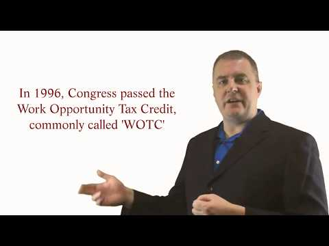 Work Opportunity Tax Credit Software - American Opportunity Tax Credit And Lifetime Learning Credit
