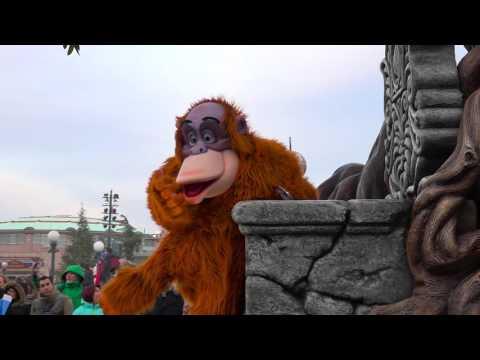 Disneyland Paris 2016 - Magic on Parade HD 1080p (Magic Everywhere) Full