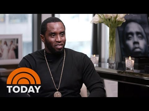 For #ThrowbackThursday Diddy Looks Back At The History Of New York Hip-Hop With Carson Daly | TODAY