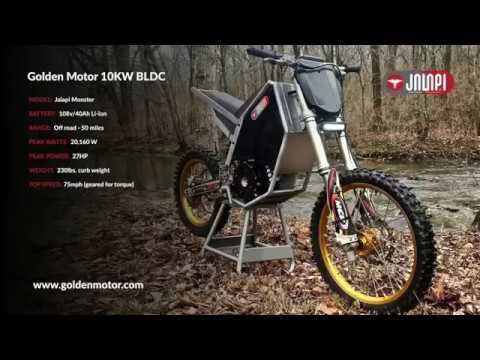 Bldc Двигатель 10 кВт Электрический Мотоцикл Конверсионный