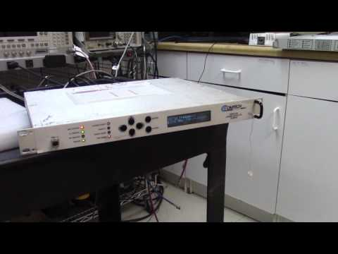 Used Satellite And VSAT Equipment NJT-5123 20W KU-Band BUC