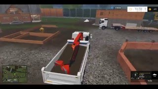 Farming Simulator 2015 карта MALTIX V1.0  Обзор